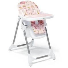 Mamas & Papas Snax Circus Highchair - Pink Best Price, Cheapest Prices