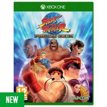 Street Fighter 30th Anniversary Edition Xbox One Game Best Price, Cheapest Prices