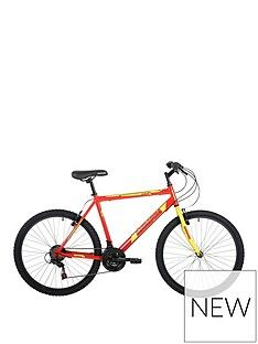 Barracuda Barracuda Draco 1 21 Inch Rigid 18 Speed 26 Inch wheel Red Yellow Best Price, Cheapest Prices