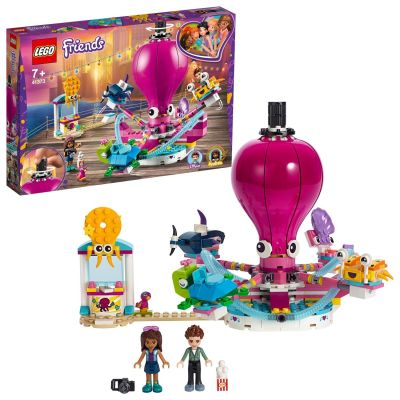 LEGO Friends Funny Octopus Ride Playset - 41373 Best Price, Cheapest Prices
