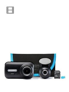 Nextbase 322 Dash Cam Exclusive Bundle With Rear Camera, 32Gb Memory Card And Carry Case Best Price, Cheapest Prices