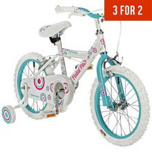 Pedal Pals 16 Inch Harmony Kids Bike Best Price, Cheapest Prices