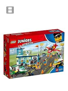 LEGO Juniors 10764City Central Airport Best Price, Cheapest Prices