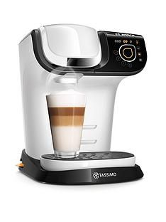 Tassimo My Way 2 Tas6004Gb Coffee Machine - White Best Price, Cheapest Prices
