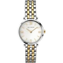 Accurist Ladies Two Tone Bracelet Watch Best Price, Cheapest Prices