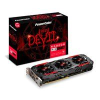 4GB PowerColor Radeon RX 570 Red Devil, 14nm Polaris, 2048 Streams, 1320MHz Boost, 7000MHz GDDR5, 3xDP/HDMI/DVI-D Best Price, Cheapest Prices