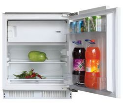 CANDY CRU 164 NEK Integrated Undercounter Fridge - Fixed Hinge Best Price, Cheapest Prices