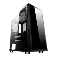 GameMax Kage Mid Tower Chassis, Tempered Glass, Radiator Support, ATX/MicroATX/Mini-ITX Best Price, Cheapest Prices