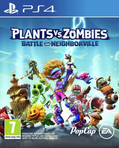Plants Vs Zombies: Battle for Neighbourville PS4 Pre-Order Best Price, Cheapest Prices