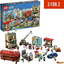 LEGO City Capital Toy Town Construction Set - 60200 Best Price, Cheapest Prices
