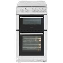 Belling FS50GTCL Gas Cooker - White Best Price, Cheapest Prices