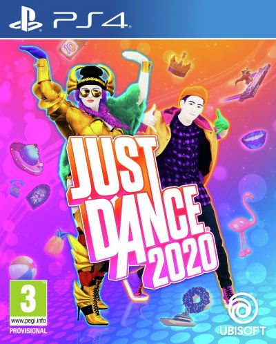 Just Dance 2020 PS4 Pre-Order Game Best Price, Cheapest Prices