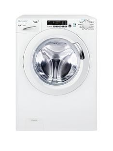 Candy Grand'O Vita GVS 1672D3 7kg Load, 1600 Spin Washing Machine with Smart Touch - White Best Price, Cheapest Prices