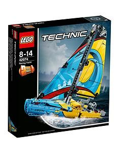 LEGO Technic 42074Racing Yacht Best Price, Cheapest Prices