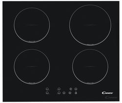 CANDY CI640CBA Electric Induction Hob - Black Best Price, Cheapest Prices