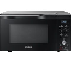 SAMSUNG MC32K7055CT/EU Combination Microwave - Silver & Black Best Price, Cheapest Prices