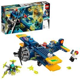 LEGO Hidden Side El Fuego's Stunt Plane AR App Set - 70429 Best Price, Cheapest Prices