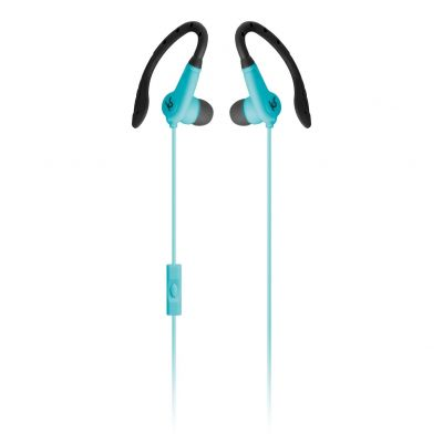 Kitsound Exert In-Ear Sports Headphones - Teal Best Price, Cheapest Prices