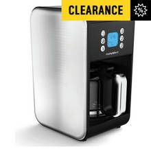 Morphy Richards Accents Filter Coffee Machine- Brushed Steel Best Price, Cheapest Prices