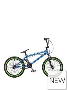 Rooster Rooster R-Core 9.5 Inch Frame 18 Inch Wheel BMX Bike Blue Best Price, Cheapest Prices