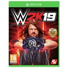 WWE 2K19 Xbox One Game Best Price, Cheapest Prices