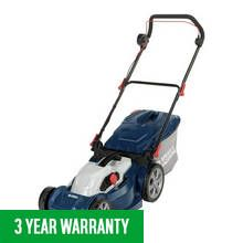 Spear & Jackson 40cm Corded Rotary Lawnmower - 1700W Best Price, Cheapest Prices