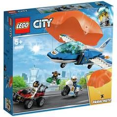 LEGO City Police Parachute Arrest Building Set - 60208 Best Price, Cheapest Prices