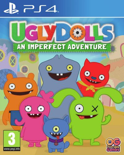 Ugly Dolls PS4 Game Best Price, Cheapest Prices