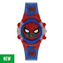 Marvel Spider-Man Flashing Lights Digital Watch & Wallet Set Best Price, Cheapest Prices