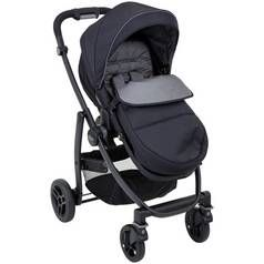 Graco Evo Pushchair - Black/Grey