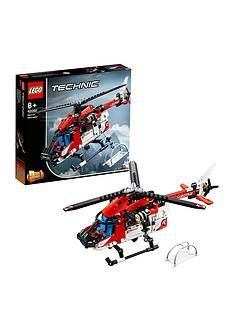 LEGO Technic 42092 Rescue Helicopter Best Price, Cheapest Prices