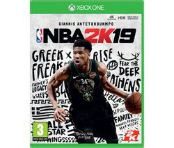 XBOX ONE NBA 2K19 Best Price, Cheapest Prices