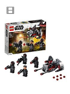 LEGO Star Wars 75226 Inferno Squad™ Battle Pack Best Price, Cheapest Prices
