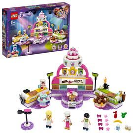 LEGO Friends Baking Competition Set with Toy Cakes - 41393 Best Price, Cheapest Prices