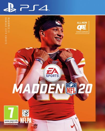 Madden NFL 2020 PS4 Game Best Price, Cheapest Prices