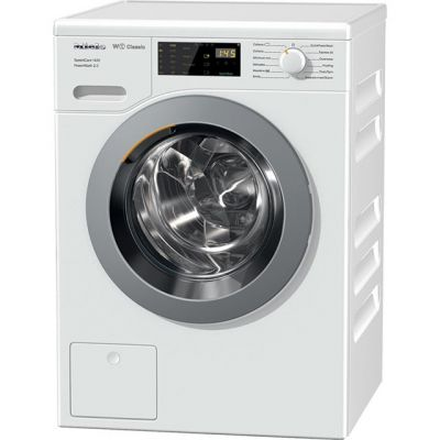 Miele W1 Speedcare WDD320 8Kg Washing Machine with 1400 rpm - White - A+++ Rated Best Price, Cheapest Prices