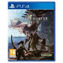 Monster Hunter: World PS4 Game Best Price, Cheapest Prices