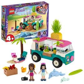 LEGO Friends Juice Truck Toy Playset -41397 Best Price, Cheapest Prices