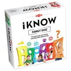 Tactic I Know Family Game