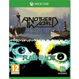 Another World & Flashback Xbox One Double Pack Pre-Order Best Price, Cheapest Prices