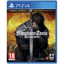 Kingdom Come: Deliverance PS4 Game Best Price, Cheapest Prices