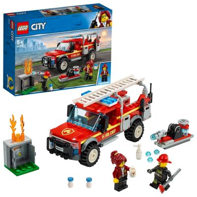 LEGO City Fire Response Truck Playset - 60231 Best Price, Cheapest Prices