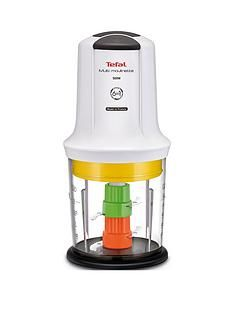 Tefal MQ723140 Multi MoulinetteExtraChop 6-in-1Chopper - White Best Price, Cheapest Prices
