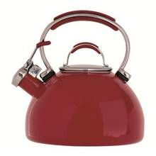 Prestige Enamel Stove Top Kettle - Red Best Price, Cheapest Prices