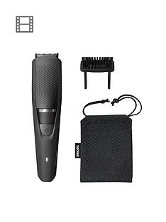 Philips Series 3000 Beard & Stubble Trimmer with Full Metal Blades - BT3226/13 Best Price, Cheapest Prices
