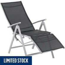 Malibu Recliner Chair - Black Best Price, Cheapest Prices