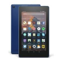 Amazon Fire 7 Alexa 7 Inch 8GB Tablet - Marine Blue Best Price, Cheapest Prices