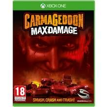 Carmageddon: Max Damage Xbox One Game Best Price, Cheapest Prices