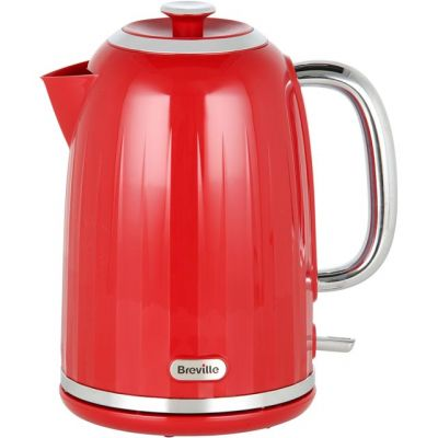 Breville Impressions VKT006 Kettle - Red Best Price, Cheapest Prices