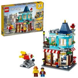 LEGO Creator Townhouse Toy Store Construction Set -31105 Best Price, Cheapest Prices